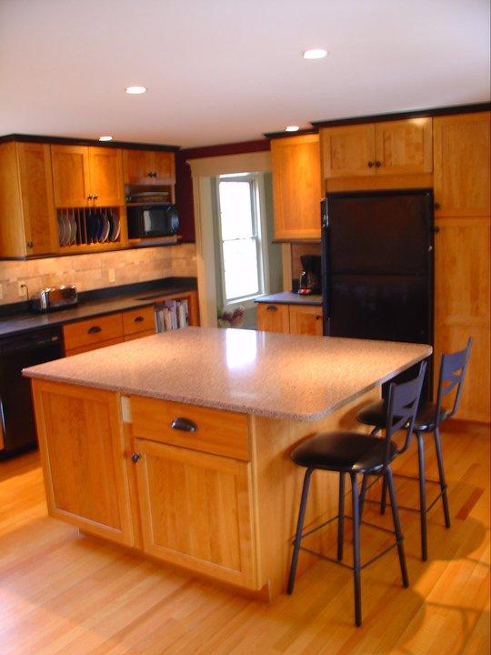 New Kitchen Veilleux