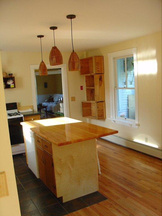 New Bath and Kitchen