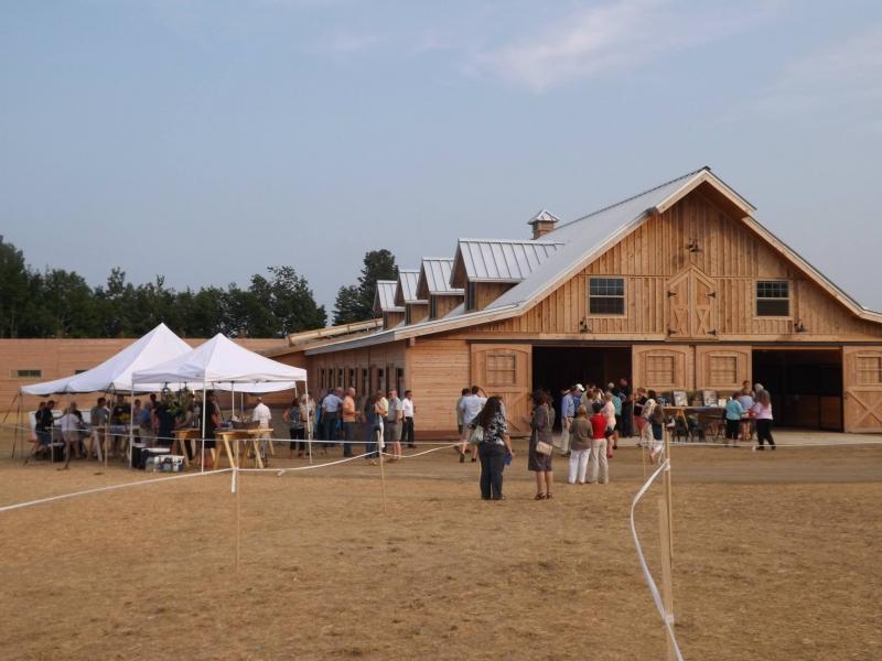 Equestrian Center in Belfast Maine